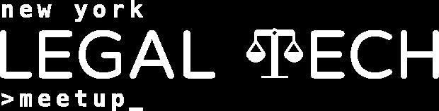 NY Legal Tech Meetup
