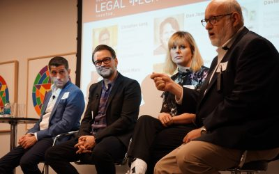 "Video: ""Investing in Legal Tech"" Panel"