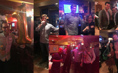 Recap: 1st Anniversary Happy Hour