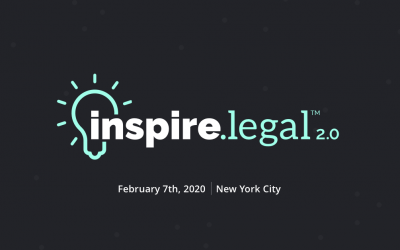 Inspire.Legal 2.0 | February 7th, 2020 | New York City